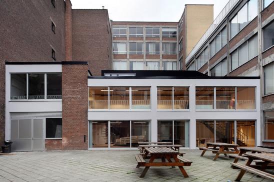 Lhoas lhoas la cambre horta school of architecture